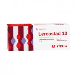 Thuốc tim mạch Stella Lercastad 10