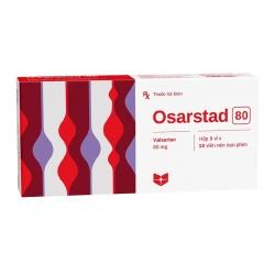 Thuốc tim mạch Stella Osarstad 80