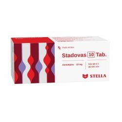 Thuốc tim mạch Stella Stadovas Tab 10mg
