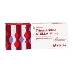Thuốc tim mạch Stella Trimetazidin Stada 35mg MR