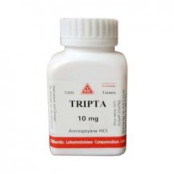 Thuốc trầm cảm Atlantic Tripta 10mg, Hộp 1000 viên