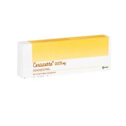 Thuốc tránh thai Cerazette 0.075mg, 28 Viên