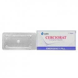Thuốc tránh thai khẩn cấp Cerciorat