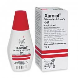 Thuốc trị bệnh da liễu Xamiol gel