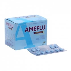 Thuốc cảm OPV Ameflu Night Time