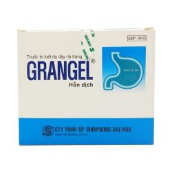 Thuốc dạ dày Grangel  Shinpoong, Hộp 20 Gói