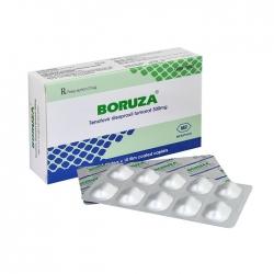 Thuốc trị viêm gan B Boruza 300mg Tenofovir disoproxil fumarat 300 mg, Hộp 30 viên