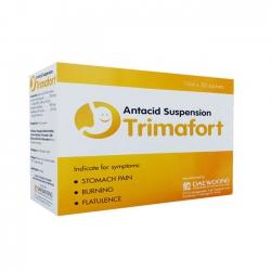 Thuốc Trimafort, Hộp 20 gói