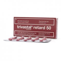 Thuốc Trivastal Retard 50mg 30 viên