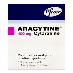Thuốc ung thư Aracytine Cytarabine 100mg