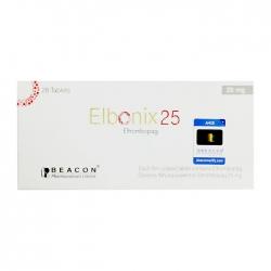 Thuốc ung thư Elbonix 25mg, Hộp 28 viên