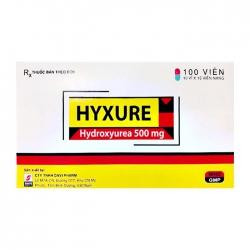 Thuốc ung thư Hyxure 5mg 100viên