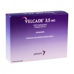 Thuốc ung thư Janssen Velcade 3.5mg Bortezomib, Hộp 1 lọ Inj