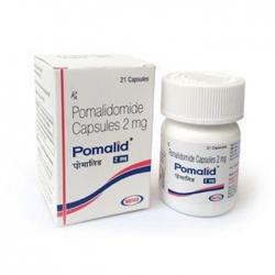 Thuốc ung thư máu Pomalid, Hộp 21 viên
