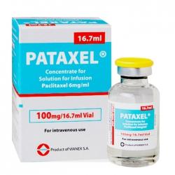 Thuốc ung thư Pataxel 100mg/16,7ml
