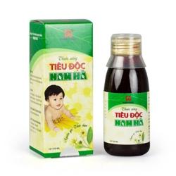Thuốc uống tiêu độc Nam Hà, Chai 125ml