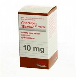 Thuốc Vinorelbine Ebewe 10mg/1ml