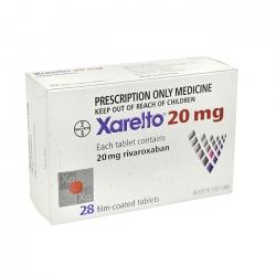 Thuốc Bayer Xarelto 20mg, Hộp 28 viên //