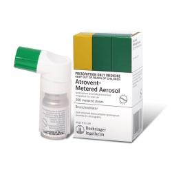 Thuốc xịt mũi Atrovent Metered Aerosol