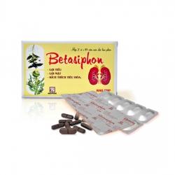 Thuốc Betasiphon Nadyphar, Hộp 20 viên