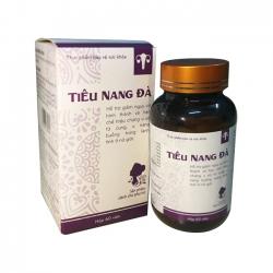Tiêu Nang Đà hỗ trợ điều trị u xơ tử cung, u nang buồng trứng, Hộp 60 viên