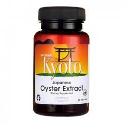 Tinh Chất Hàu Swanson Kyoto Oyster Extract 500mg | Chai 60 viên