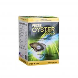 Tinh chất hàu tươi Fezes Oyster Gold (Chai 60 viên)