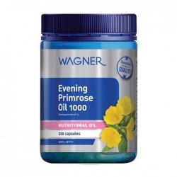 Tinh dầu hoa anh thảo Wagner Evening Primrose Oil 1000, Hộp 200 Viên