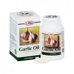 Tinh dầu tỏi UBB Garlic Oil, Chai 100 viên