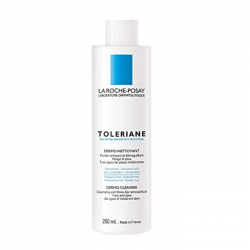 Sữa rửa mặt cho da quá nhạy cảm La Roche Posay Toleriane Dermo Cleanser 200ml