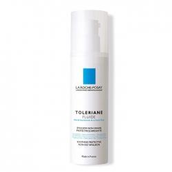 Sữa dưỡng làm dịu và bảo vệ da quá nhạy cảm La Roche-Posay Toleriane Fluide 40ml