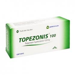 Topezonis 100 Agimexpharm 3 vỉ x 10 viên