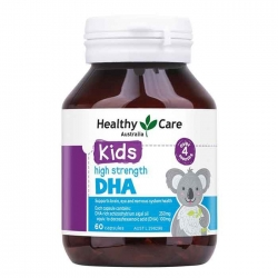 Tpbvsk bổ sung DHA cho bé Healthy Care Kids High Strength DHA , 60 viên