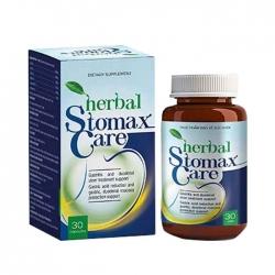 Tpbvsk dạ dày Herbal Stomaxcare, Hộp 30 viên