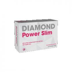 Tpbvsk giảm cân Diamond Power Slim, Hộp 40 viên