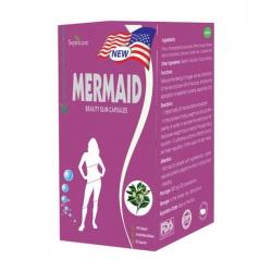 Tpbvsk giảm cân Mermaid Beauty Slim Capsules, Hộp 30 viên