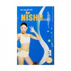 Tpbvsk giảm cân Nishu Slim