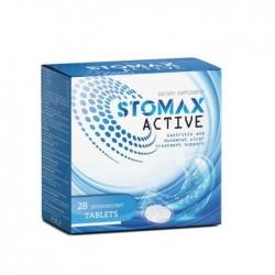 Tpbvsk giảm viêm loét dạ dày - tá tràng Stomax Active, Hộp 28 viên