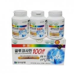 Tpbvsk bổ khớp Hami Glucosamine 100 Hàn Quốc, Hộp 270 viên