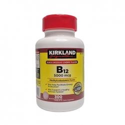 Tpbvsk Kirkland Vitamin B12 5000mcg, Chai 300 viên