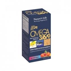 Tpbvsk Nature's Life Ultra Omega 369