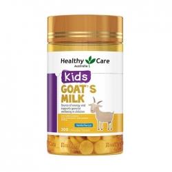 Tpbvsk Sữa Dê Healthy Care Goat Milk, Chai 300 viên