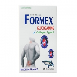 Tpbvsk Xương khớp Joints Bones Formex Glucosamine And Collagen Type II