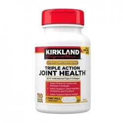 Tpbvsk xương khớp Kirkland Triple Action Joint Health, Chai 110 viên