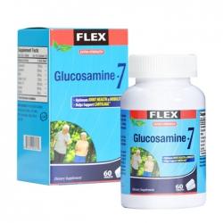 Tpbvsk xương khớp Nature Gift Flex Glucosamin 7, Chai 60 viên