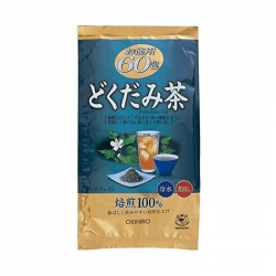 Trà diếp cá Orihiro, Hộp 60 gói