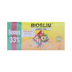 Tpbvsk Trà giảm cân Bảo Tú Lệ Bioslim (Hộp 40 túi lọc)