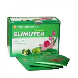 Trà giảm cân SLIMMUTEA Học Viện Quân Y