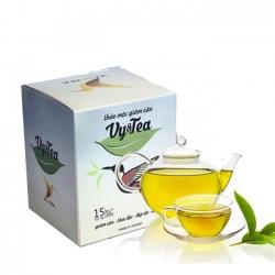 Tpbvsk Trà giảm cân Vy Tea, Hộp 15 gói