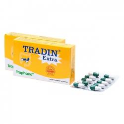 Traphaco Tradin Extra, Hộp 20 viên